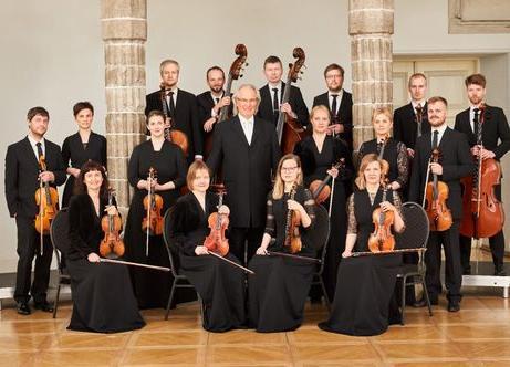 Saabumissümfoonia - Tõnu Kaljuste ja Tallinna Kammerorkester  - Eelk Kuressaare Laurentiuse Kirik