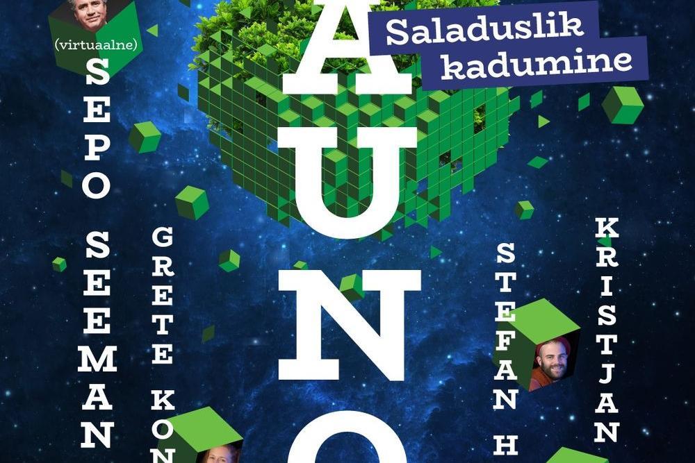 MAUNO SALADUSLIK KADUMINE - Piip ja Tuut Teater