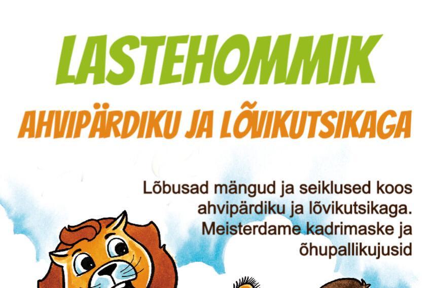 Lastehommik - Kostivere Kultuurimõis