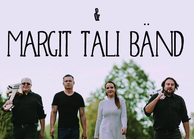 Margit Tali bänd ja RODEO PULL - Püssirohukelder