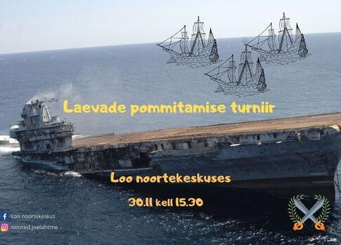 Laevade pommitamise turniir - Jõelähtme vald