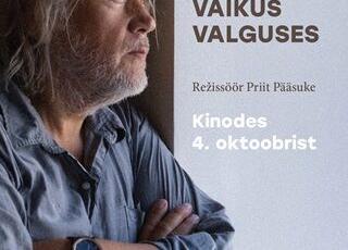 """Dokumentaalfilm """"Tõnis Mägi - vaikus valguses"""" - Jõgeva Kultuurikeskus"""