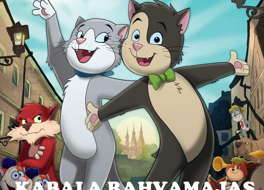 """Animafilm """"Sabata kass"""" SWE 2020 Kabala rahvamajas - Kabala Rahvamaja"""