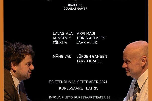 """Kuressaare Teatri etendus """"Issid"""" - Viimsi Huvikeskus"""