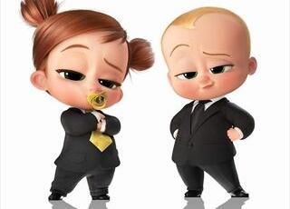 """Animafilm """"Boss beebi: Pereäri"""" - Jõgeva Kultuurikeskus"""
