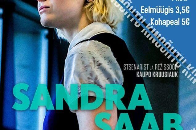 """Kinoõhtu Kabala rahvamajas-  """"Sandra saab tööd"""" EST 2021 - Kabala Rahvamaja"""