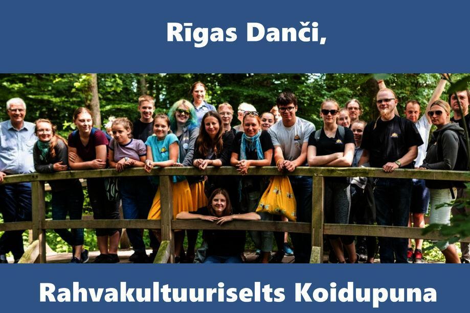 Külla tulevad Läti rahvatantsijad ja rahvakultuuriselts Koidupuna - Kiili Rahvamaja