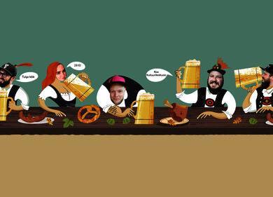 """Tanker """"OktoberFest"""" - Rae Kultuurikeskus"""