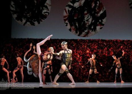 """Ballett """"Medea"""" - Rahvusooper Estonia"""