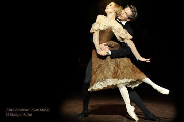"""Ballett """"Onegin"""" - Rahvusooper Estonia"""