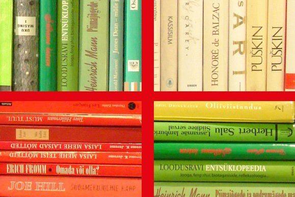 Keelekohvik raamatukogus/ Language cafe at the library/ Языковое библиотечное кафе - Võõrkeelse kirjanduse osakond