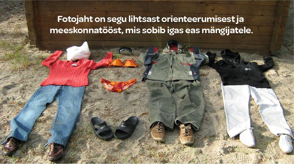 Fotojaht - Kiisa Noortekeskus