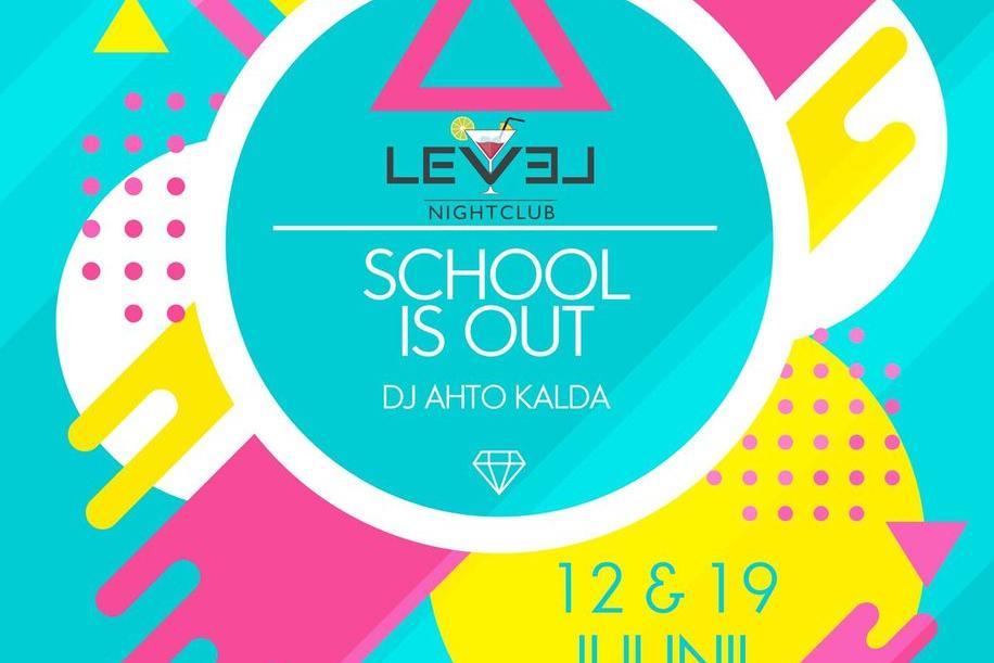 Suur linna koolide lõpumöll | DJ Kalda - Level