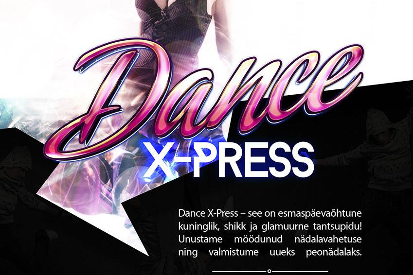 DANCE X-PRESS - Venus Club
