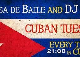 Cuban Tuesday & animation with Fabian! - Cubanita Live Cafe