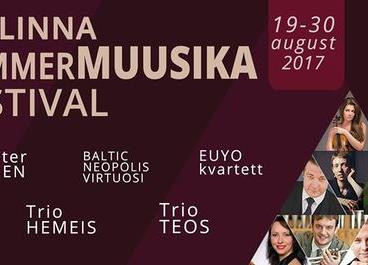 Tallinna Kammermuusika Festival / Chamber Music Festival - Tallinn