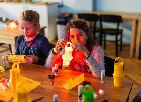 Среда – день открытий! | Kolmapäevane avastuspäev - Energia avastuskeskus