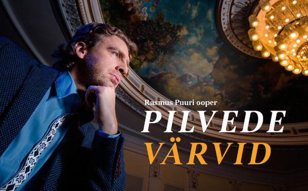"""Ooper """"Pilvere värvid"""" - Rahvusooper Estonia"""