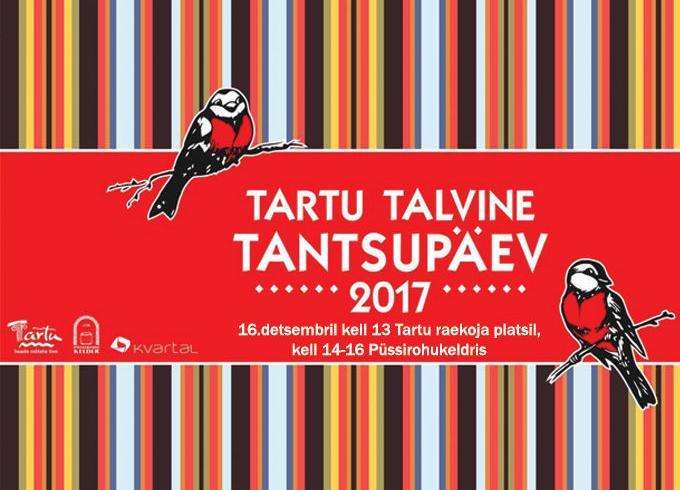 Päevane üritus! Tartu talvine tantsupäev 2017.  - Püssirohukelder