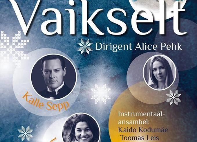 Jõulukontsert - Kalle Sepp, Lisanna Männilaan, Rae Kammerkoor - Järveküla kool