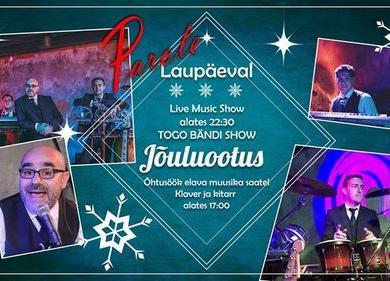 Jõuluootus Parole's - Parole - Live Music
