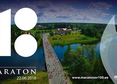 Maraton Eesti Vabariik 100 - Pärnu Rüütli plats