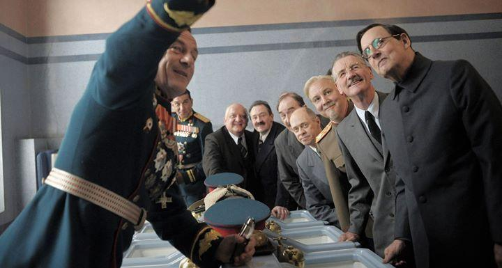 """Ajalooline must komöödia """"Stalini surm"""" - Tartu Elektriteater"""