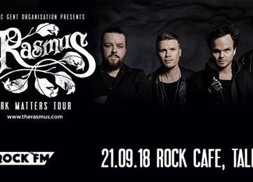 Live: The Rasmus - Rock Cafe