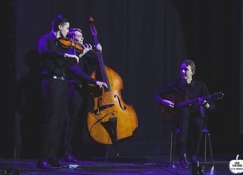Jazz.ee ja Võru Jazziklubi LIVE: Titoks - Võru Jazziklubi