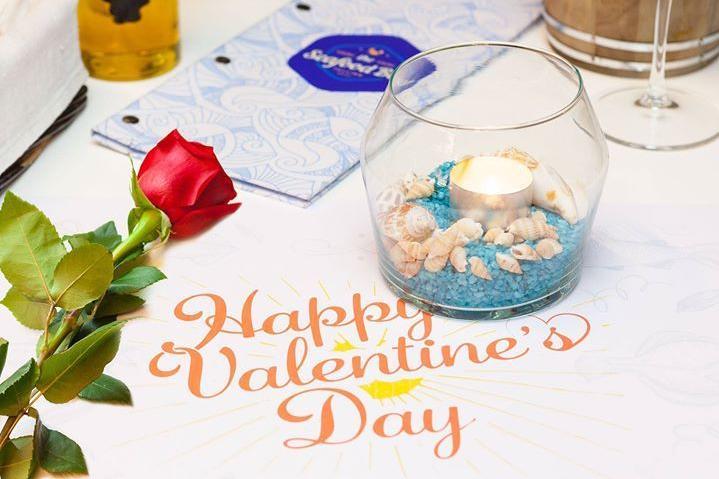 Romantiline Valentinipäeva pidulik õhtusöök - The Seafood Bar Tallinn