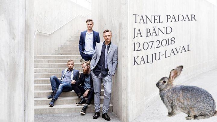 Esineb Tanel Padar ja bänd - Kallaste Turismitalu