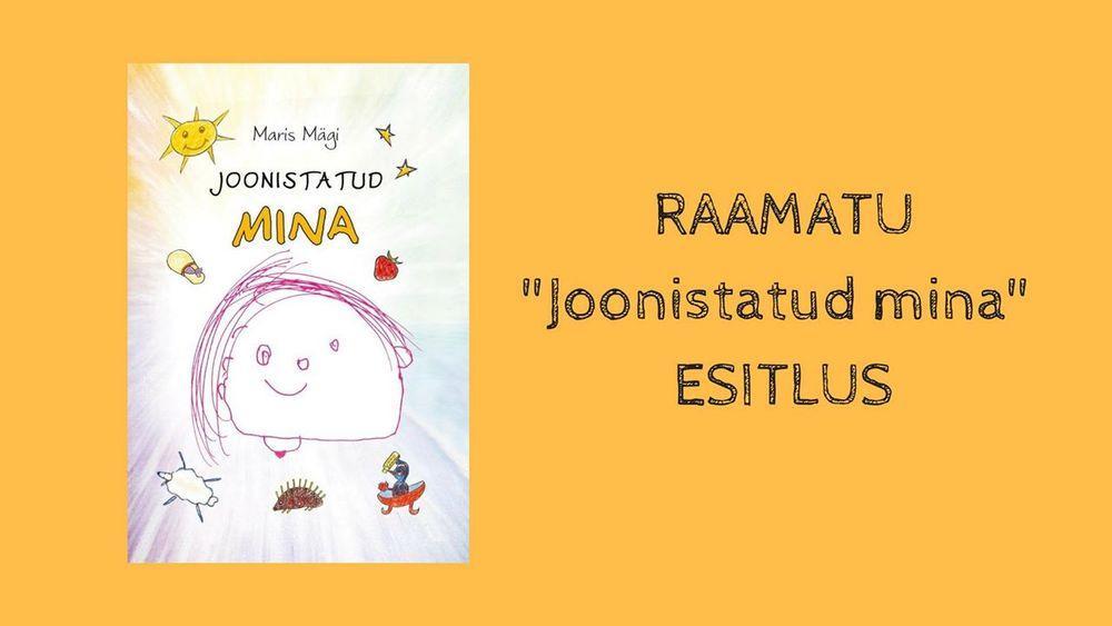 """Raamatu """"Joonistatud mina"""" esitlus - Rahva Raamat Viru Keskuses"""