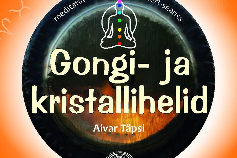 Gongi- ja kristallihelid - Viia-Jaani Labürinditalu