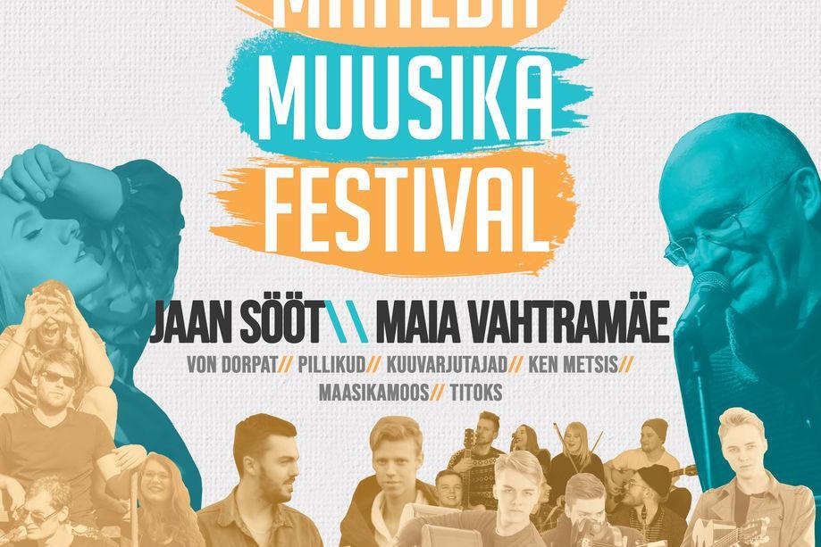 MAHEDA MUUSIKA FESTIVAL - Kose Lauluväljak