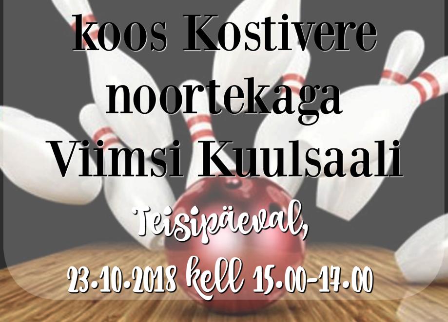Vaheaja üritused: Külastame Viimsi Kuulsaali - Viimsi Kuulsaal