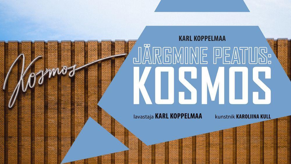 """Kuressaare Teatri etendus """"Järgmine peatus:Kosmos"""" - Viimsi Huvikeskus"""