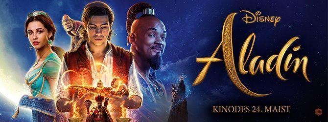 """Kogupere fantaasiafilm """"Aladin"""" 2D - Jõgeva Kultuurikeskus"""