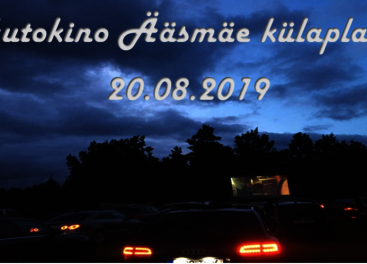 Ääsmäe autokino - Ääsmäe Külaplats
