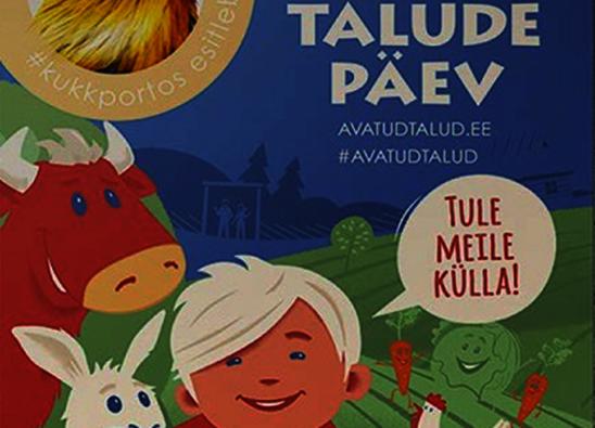 AVATUD TALUDE PÄEV KOSE VALLAS - Kose vald