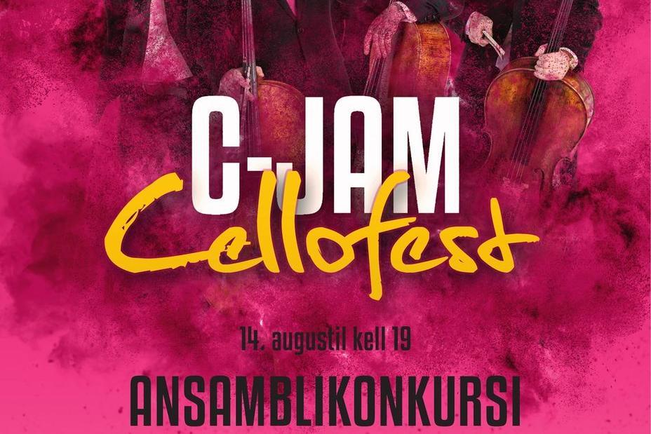 C-JAM Cellofest 2019 - ansamblikonkursi laureaatide kontsert - Türi Kultuurikeskus väike saal