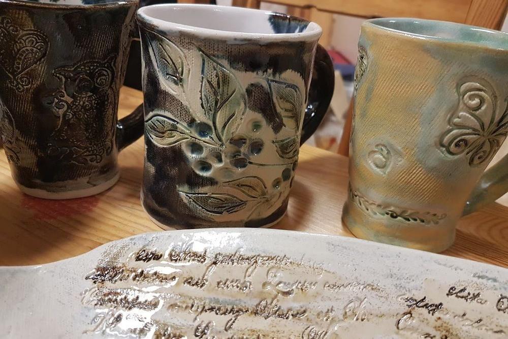 Keraamika õpituba - Kumna Kultuuriait