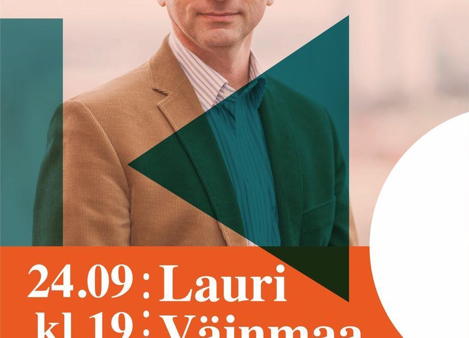 Lauri Väinmaa klaverikontsert Türi kultuurikeskuses - Türi Kultuurikeskus väike saal