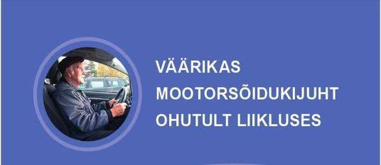 Eakate mootorsõidukijuhtide täiendkoolitus - Viimsi Huvikeskus