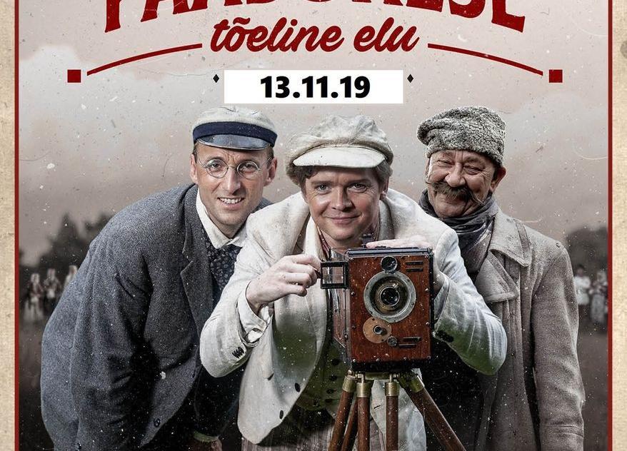"""Komöödia""""Johannes Pääsukese tõeline elu"""" - Oru Külakeskus"""