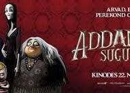 """Koguperefilm """"ADDAMSITE SUGUVÕSA""""(The Addams Family) - Kose Kultuurikeskus"""