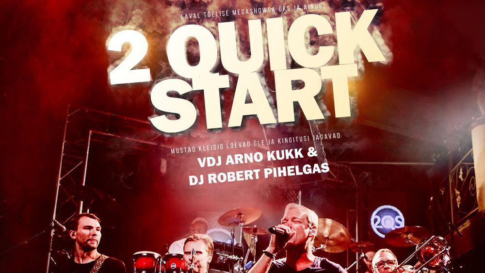 WINTERLIVE: 2 QUICK START - Comeback