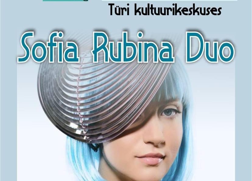 UUS AEG! Jazz.ee ja Türi Jazziklubi LIVE   Sofia Rubina Duo - Türi Kultuurikeskus