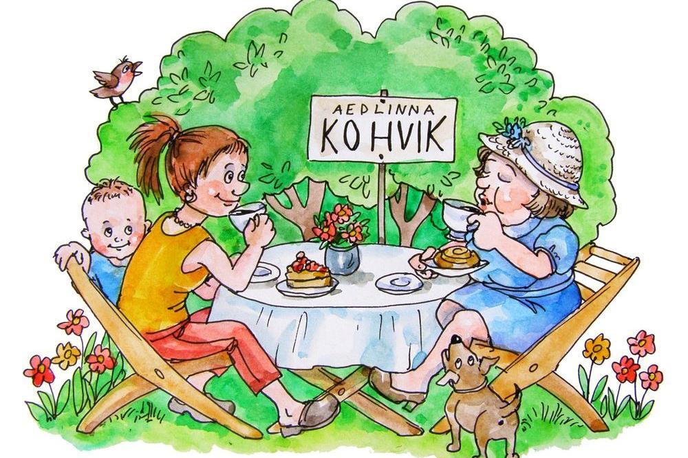 Türi linna 94. sünnipäev - aedlinnakohvikute päev - Türi linn