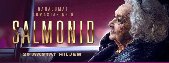 """Komöödiafilm """"Salmonid. 25 aastat hiljem"""" - Jõgeva Kultuurikeskus"""
