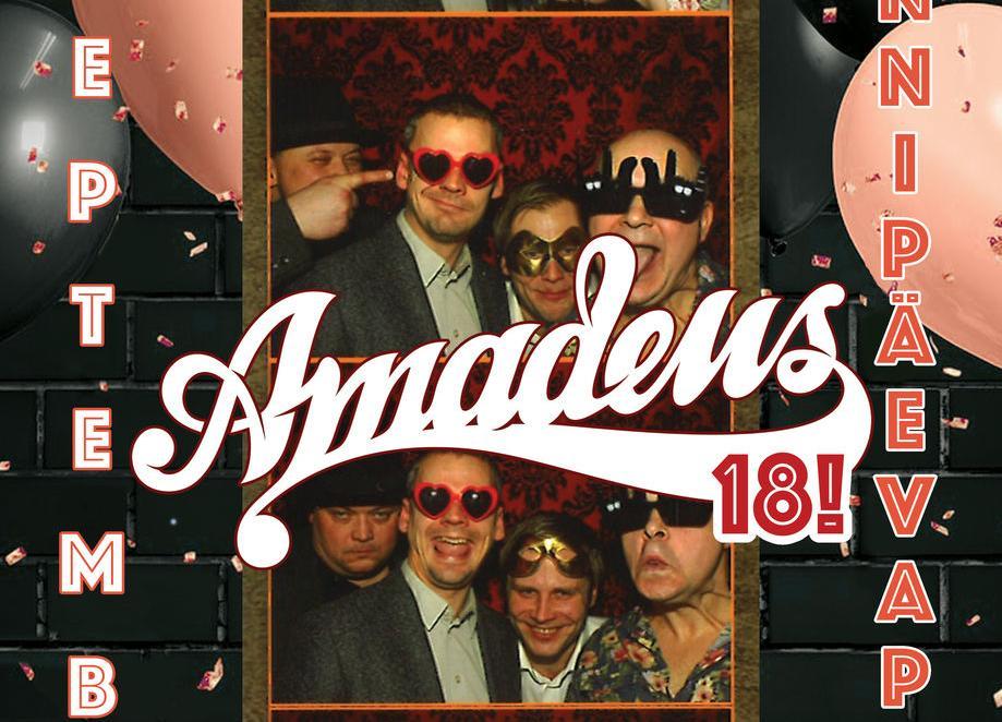 Amadeus - 18. sünnipäev! - Püssirohukelder